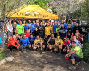Mountain Running Demo Day
